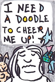 Help I need a doodle to cheer me up!