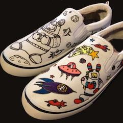 sneakerdoodles