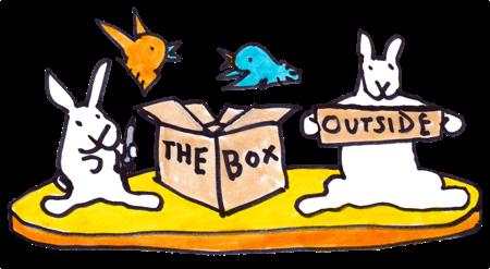 The Box - Outside.